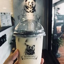 Honey Golden Pearl Green Milk Tea