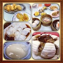 #dimsum#鸡窝包#猪肠粉#taufufah#delicious#supper#cg#happy#friends