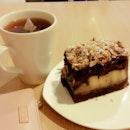 Chocolate Banana Espresso & Earl Grey Lavender Tea