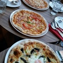 Delicious Thin Crust Pizzas