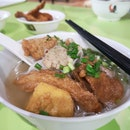 Niang Dou Fu With Chicken Wing Set
