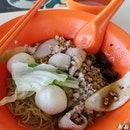 Chuan Heng Fish Ball Minced Meat Noodle (Serangoon Garden Market)