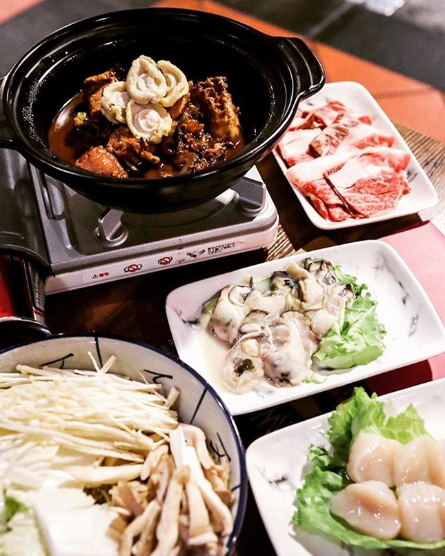 Hotpot weather!