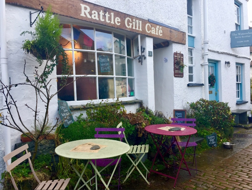 Rattle Gill Cafe