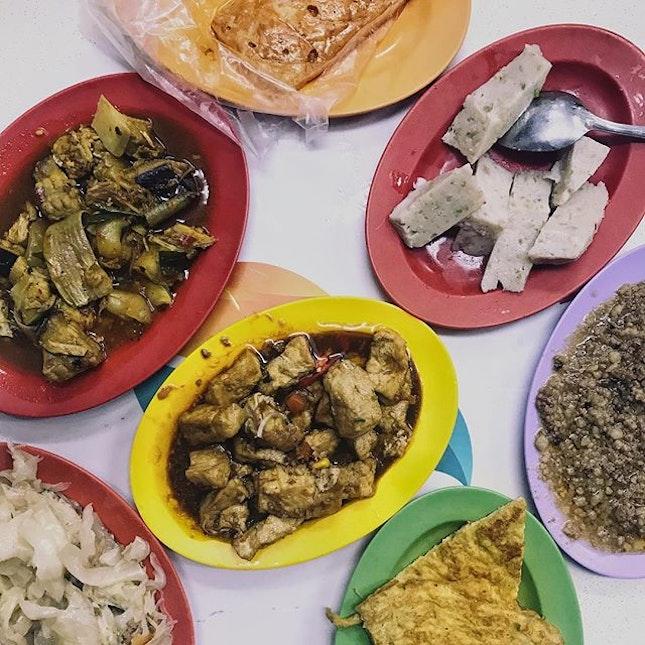 [ Teochew Porridge ] .