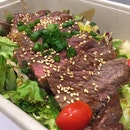 Striploin Salad