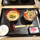 Beef Bowl With Hot Udon [$16.90++]