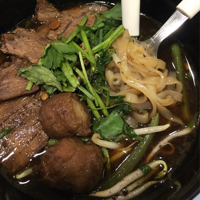 Beef Boat Noodle
