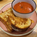 Grilled Cheese Sandwich (RM20)
