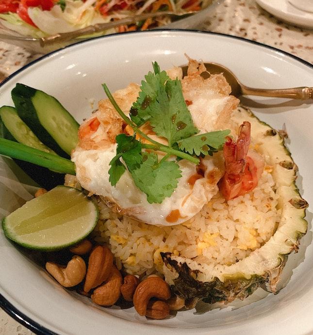 Pineapple Fried Rice (RM24)