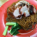 Roasted Duck & Char Siew Noodles
