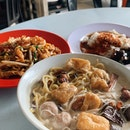 White Curry Mee (RM6.50)