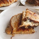 Chutney Cheese Sourdough Sandwich