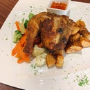 1/4 Rosemary Chicken