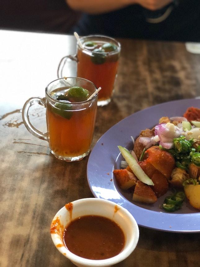 Tea O Limau - The Origins Of Citrus Tea