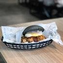 Nasi Lemak Burger [RM18.80] .