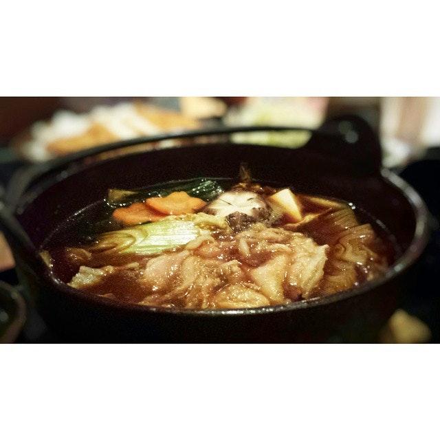 Sukiyaki Cravings 🍜🍥 삼시세끼 보다가 박신혜 가 만든 샤브샤브 보고 바로 스끼야끼 너무 먹고싶다!