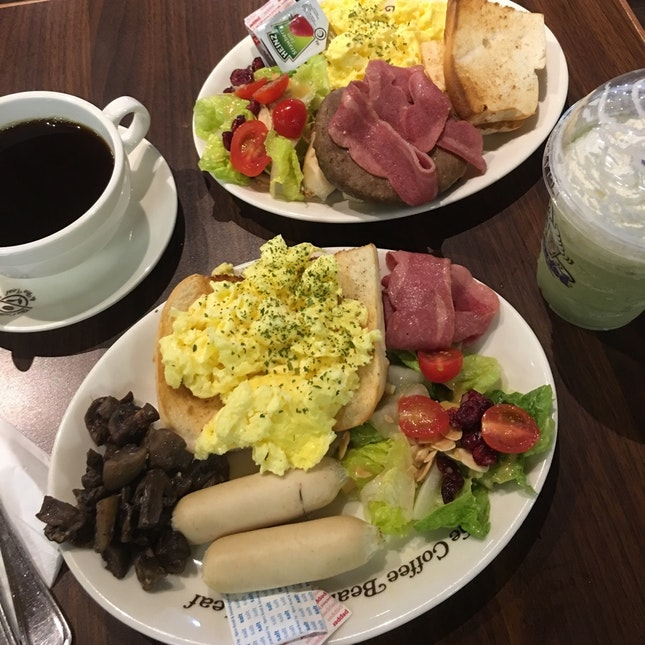 Breakfast With Colleague!❤️
