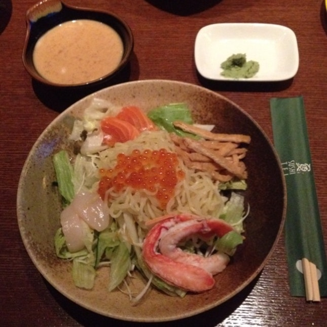 Kaizen Ramen Salad