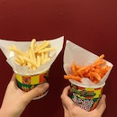 flavoured fries