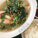 jia le ytf & spinach soup (02-128)