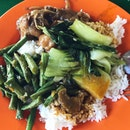 siew kee curry mixed rice (02-153)
