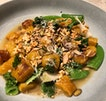 Pumpkin Gnocchi with Seasonal Vegetables ($24)