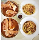 The best of the best BIG prawn noodles in SG!