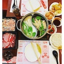 Today is Shabu Shabu day!😊 #foodporn #shabushabu #sukiya #burpple