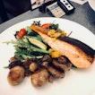 Pan-Seared Norwegian Salmon Fillet ($26.00)