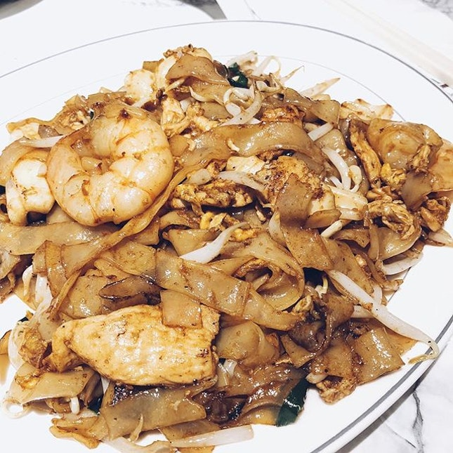 Penang Char Kway Teow 😋 #letsguide #burpple #foreverhungry #singaporeeats #instagood #chope #hungryeatwhat #hungryeatwhere #foodie #foodiesg #hungrygowhere #chope #entertainerapp #sgfood