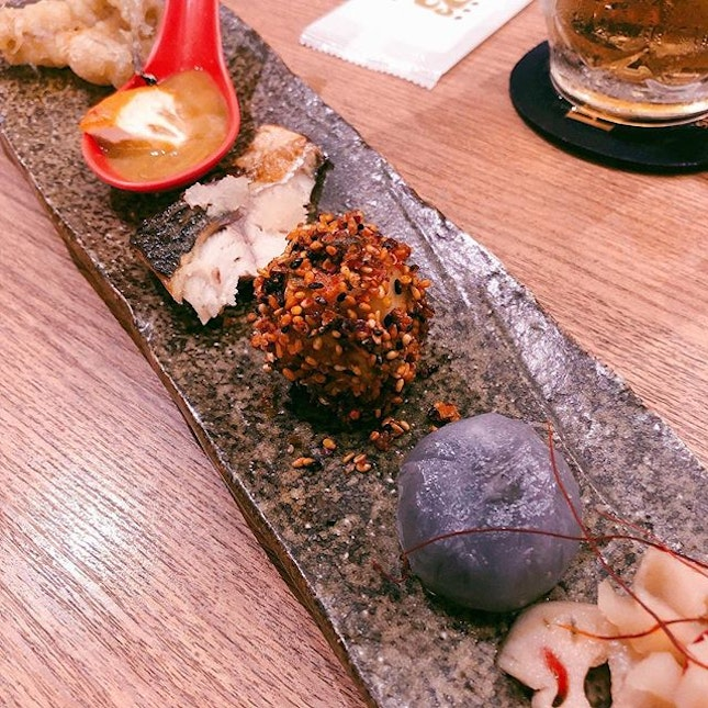 Teppei Japanese Restaurant Omakase ($80) • #letsguide #burpple #foreverhungry #singaporeeats #instagood #chope #hungryeatwhat #hungryeatwhere #foodie #foodiesg #hungrygowhere #chope #entertainerapp #sgfood