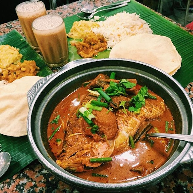 A hidden gem at upper bukit timah road where the aroma of spices fill the entire room.