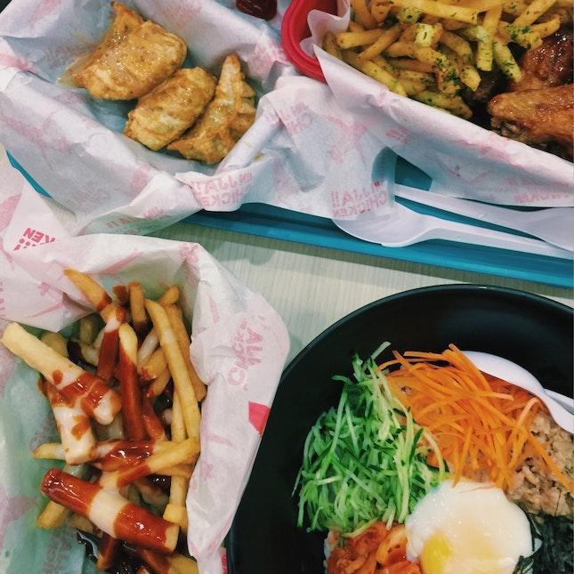 Korean Fast Food