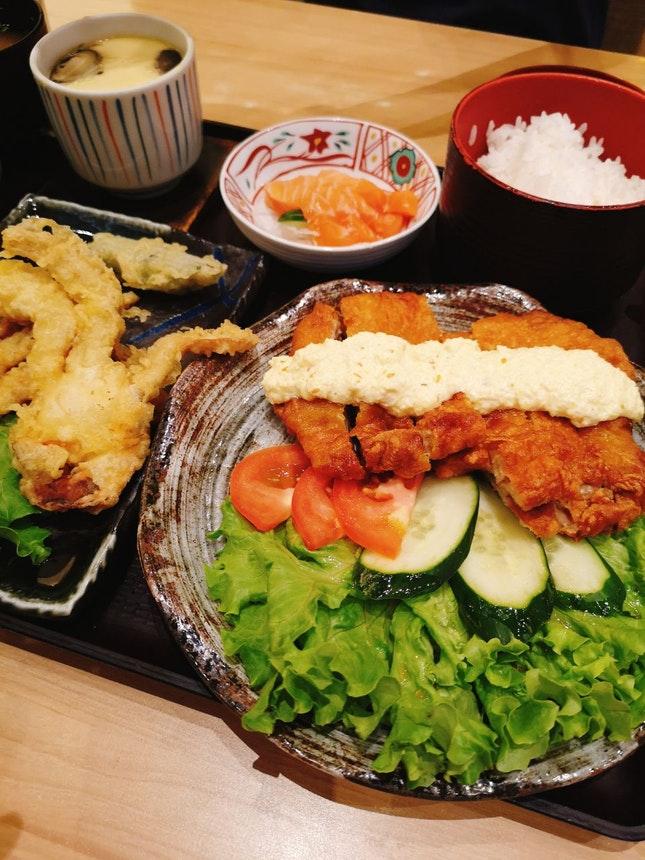 Chicken Nanban Wazen