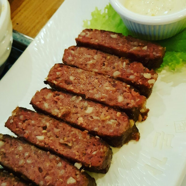 Tteokgalbi, the Mother of all Korean dishes