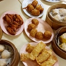 Never too late for dim sum