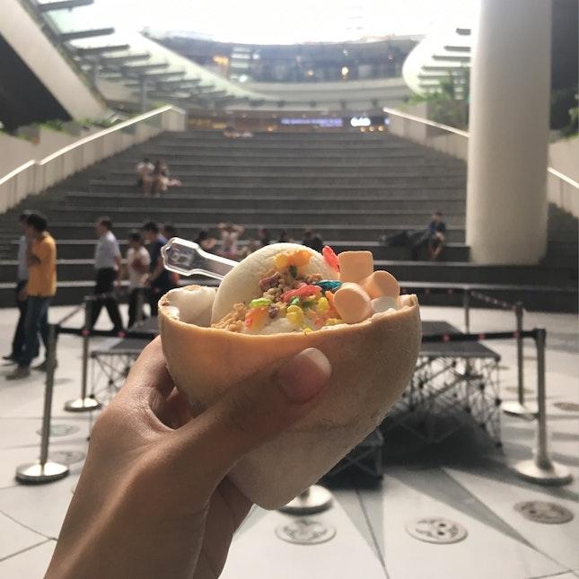 Ice Cream On A Rainy Day 🌧