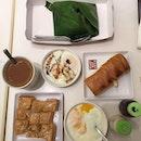 Comfort Singaporean food!