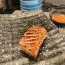 Foie gras asuri.