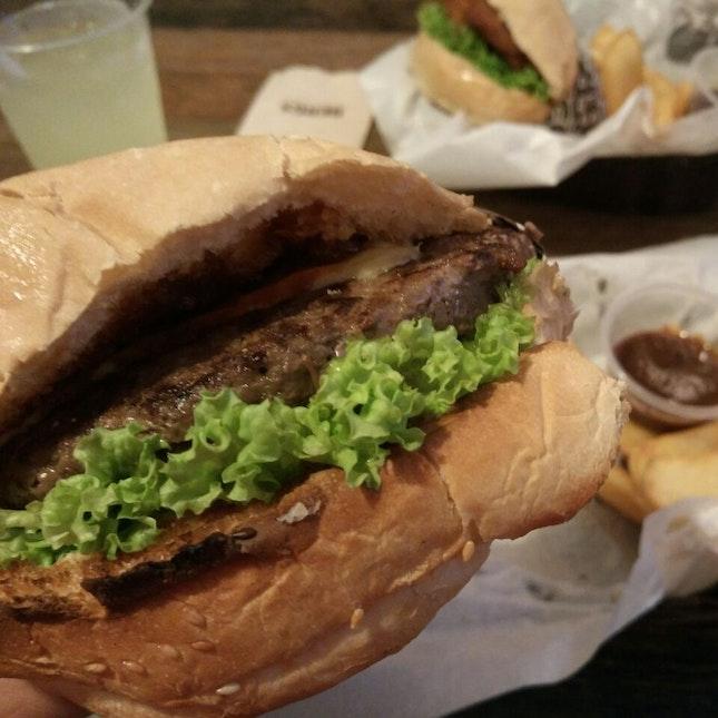 Premium Burgers