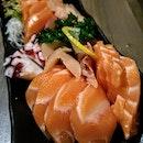 decent value Japanese a la carte buffet