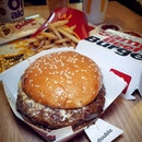 Hey @mcdsg Samurai Burger, long time no see!