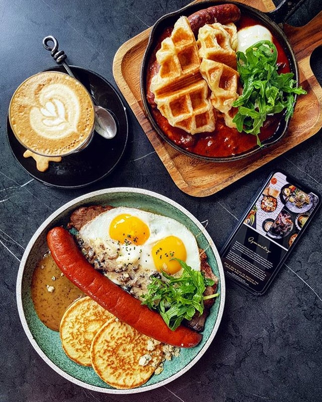What's better than relaxing with a yummy brunch on the weekend?