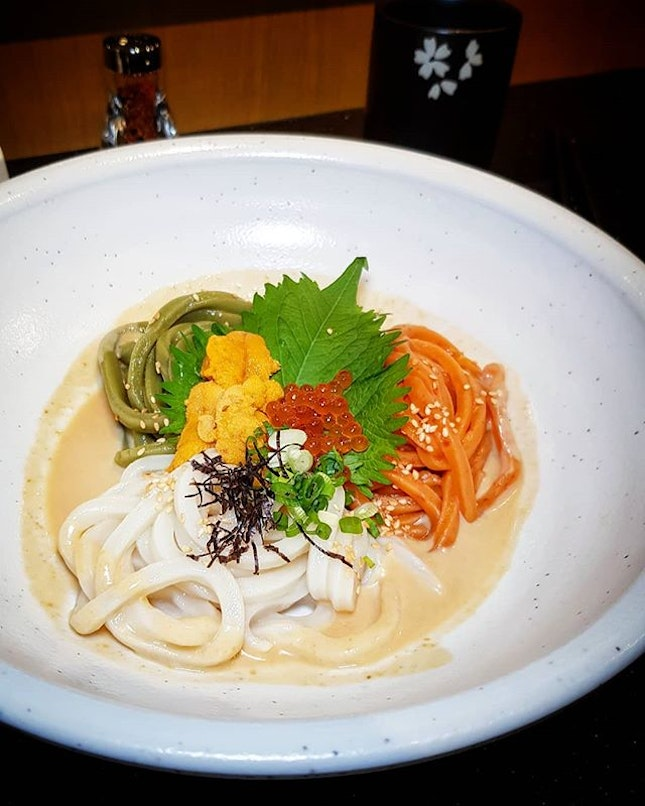 [PROMO] Chilled, colourful udon anyone?