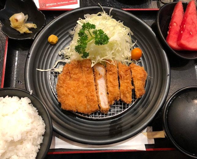 Hajime-mashi-tei Tonkatsu