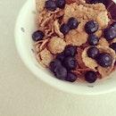breakfast on a non-hangover saturday.
