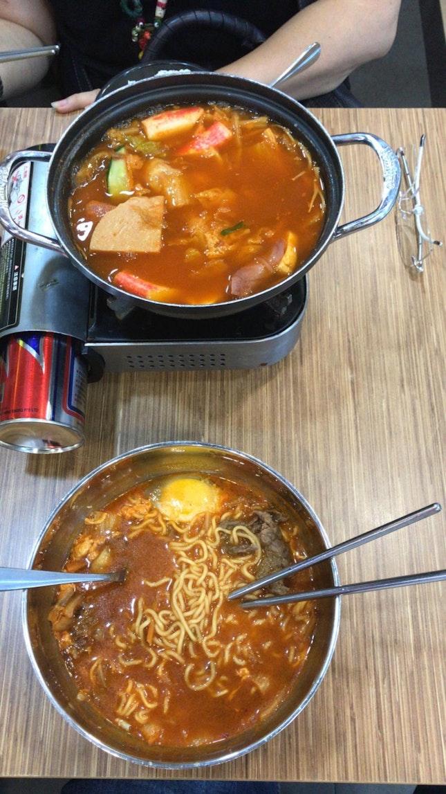 Best tasteless korean meal! Worst Than Food Court Korean Meal!