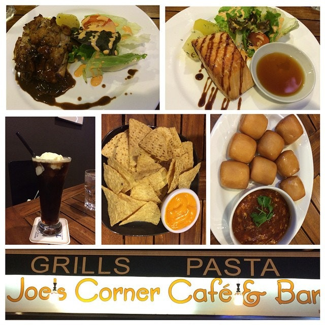 Joe's Corner Cafe & Bar
