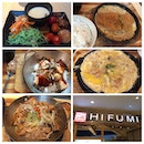 Fulfilling Dinner @ HIFUMI #burpple